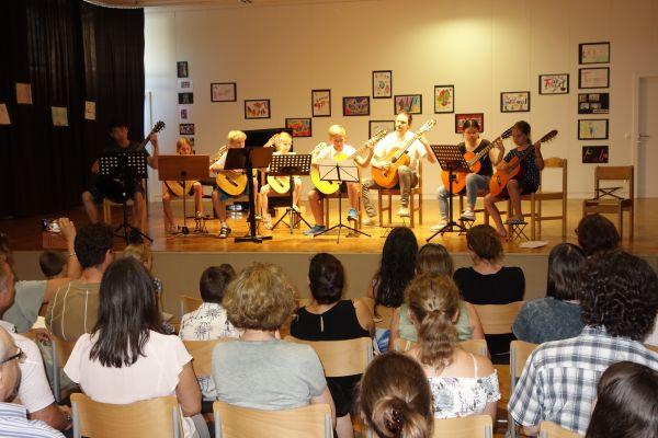Zaključni koncerti Slovenske glasbene šole