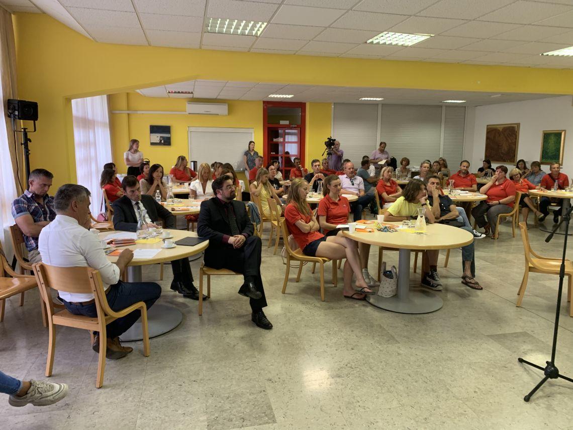 50. jubilejni seminar za vzgojitelje dijaških domov v Sloveniji in zamejstvu