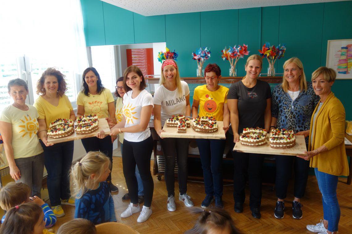Praznik otroških vrtcev Slovenskega šolskega društva
