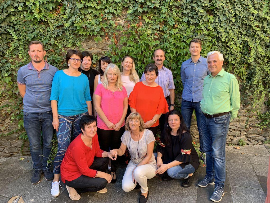 Srečanje kolektiva turističnega obrata 2019