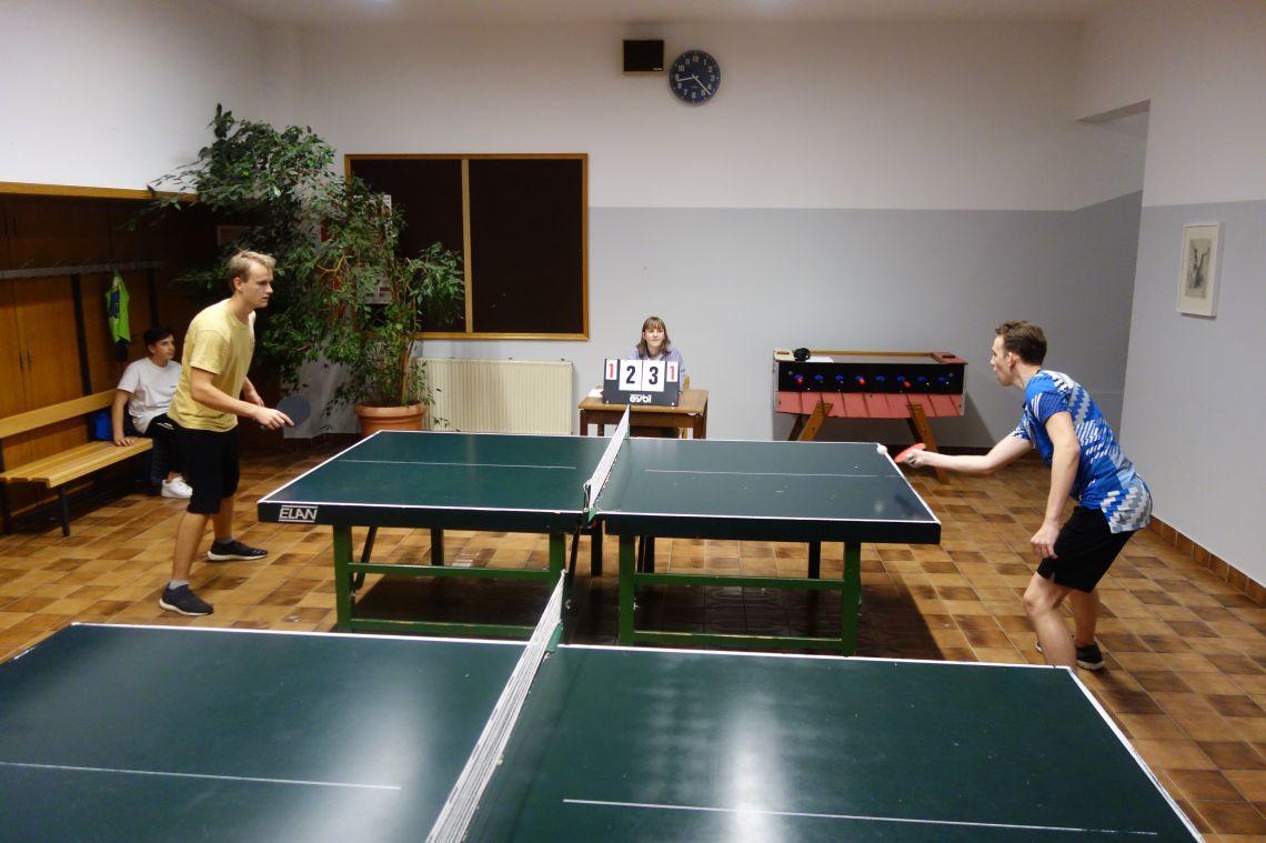 Domski namiznoteniški turnir