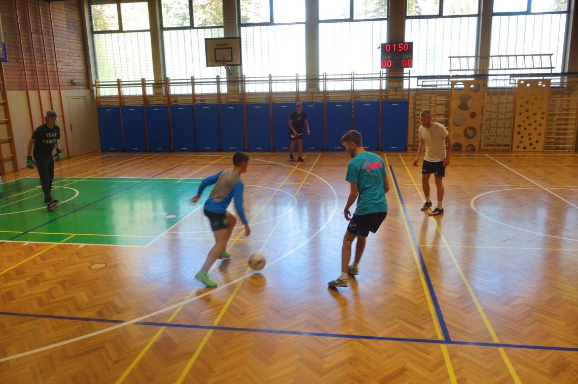 Turnir v malem nogometu