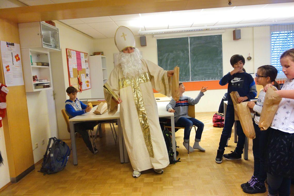 Obisk Sv. Miklavža