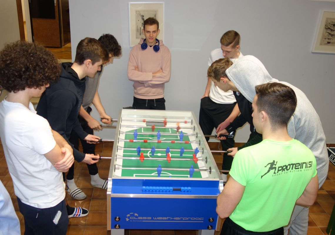 Turnir v namiznem nogometu