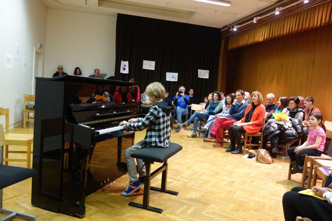 Polletni koncert Slovenske glasbene šole