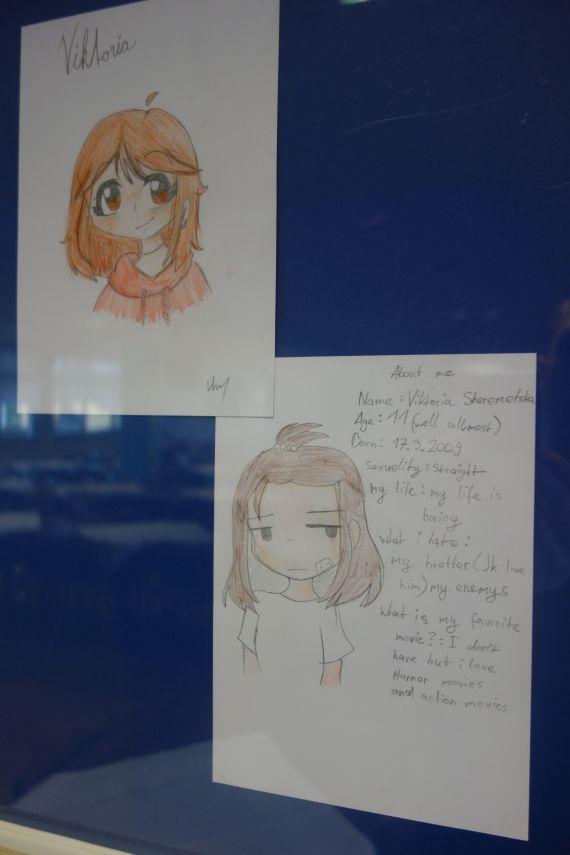 Otvoritev razstave likovnih del otrok iz Varstva ABCČ (2. del)