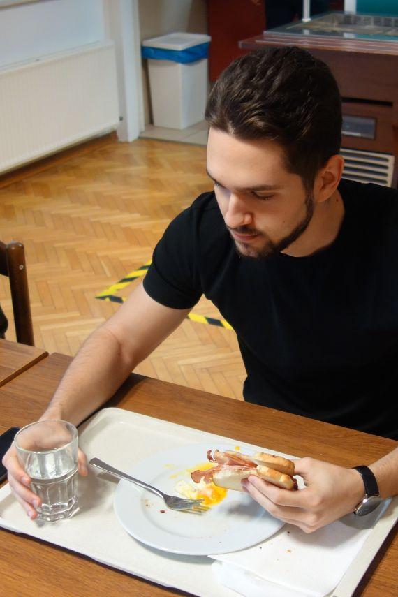 Danijel Stević (maturant: HAK-TAK)