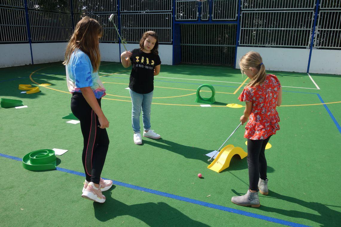 Športne aktivnosti/Sportliche Aktivitäten