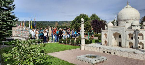 Evropski dan jezikov in obisk Minimundusa