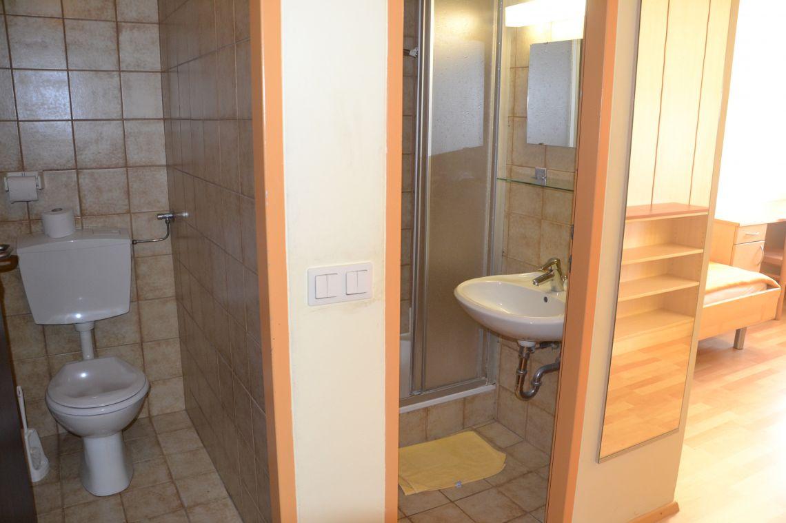kopalnica, toaleta