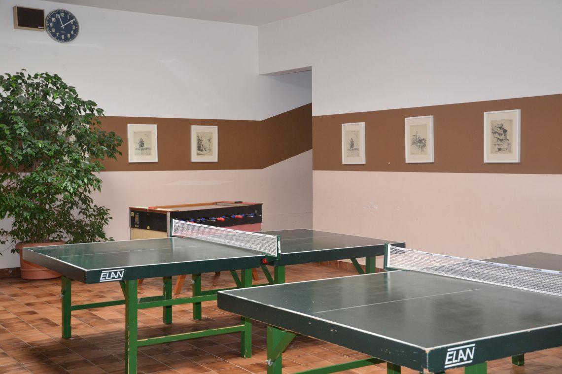 fojer - namizni tenis