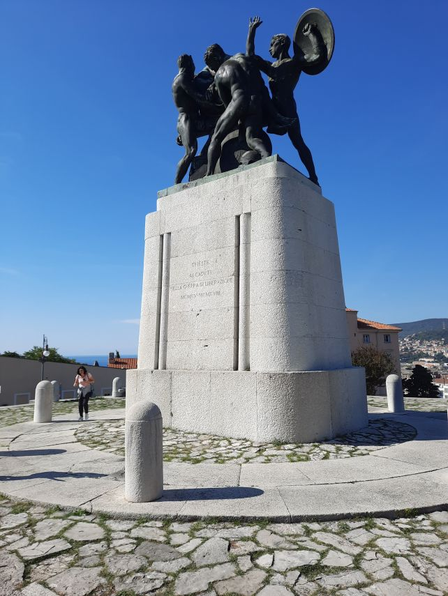 Strokovna ekskurzija v Trst