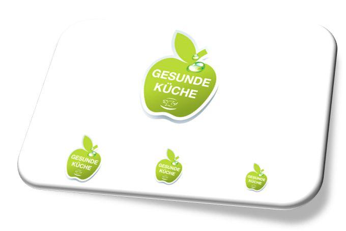 "Logo ""Gesunde Küche"""