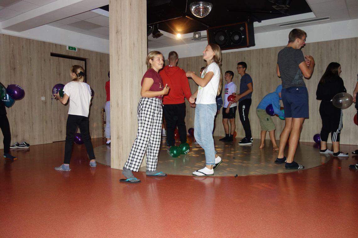 Glasbeni večer v Mladinskem domu