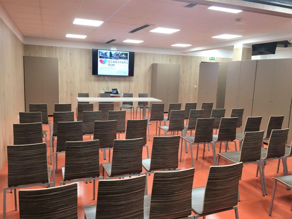 Vortragsraum - Klubraum
