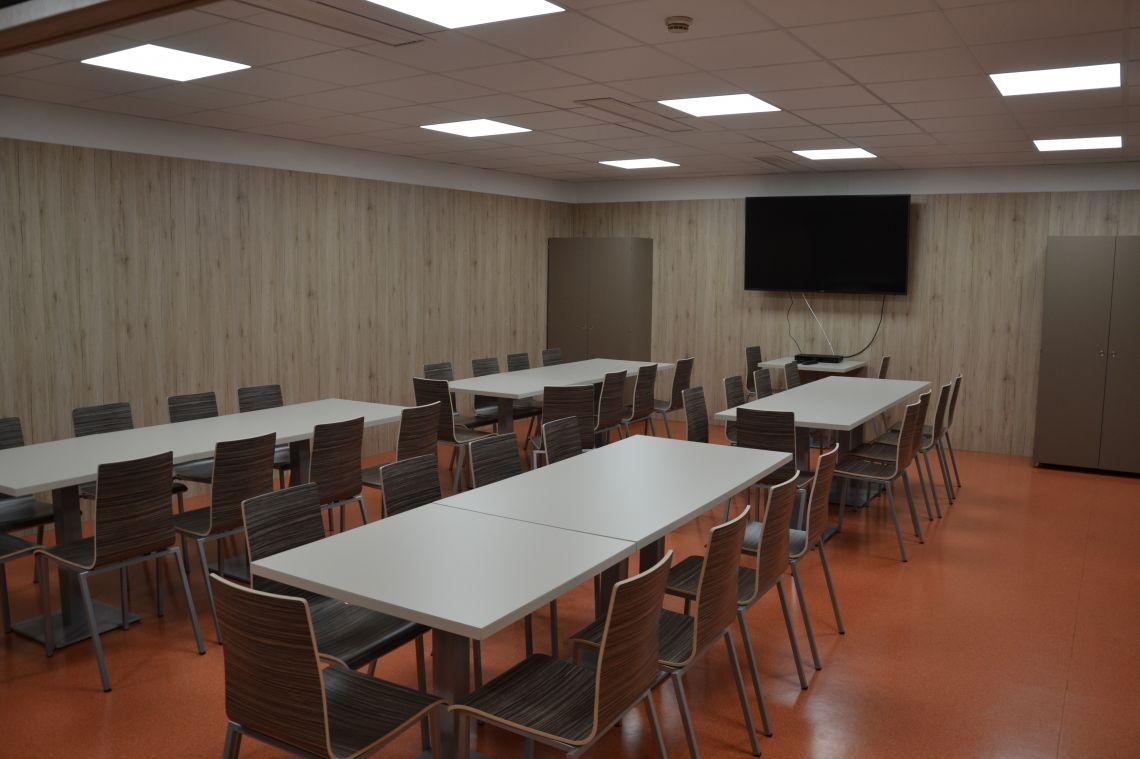 Seminarraum, Klubraum