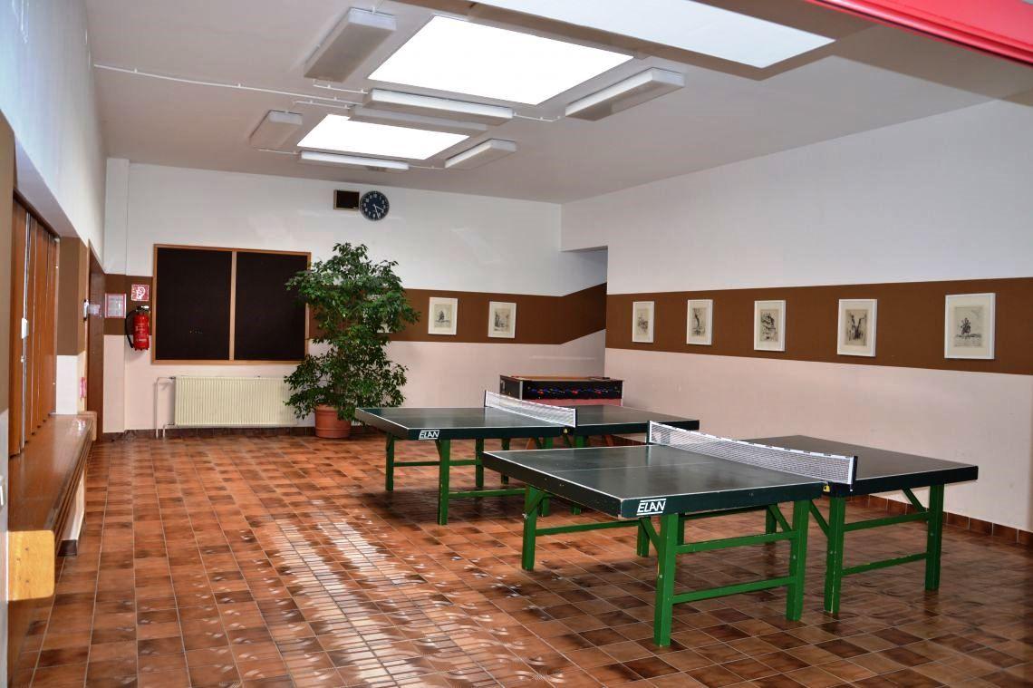 Prostor za namizni tenis
