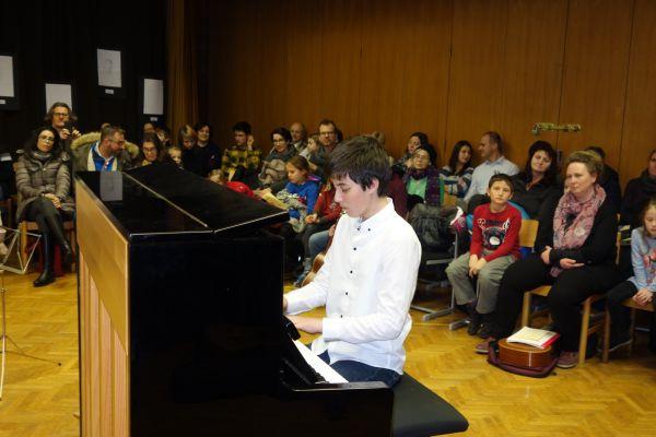 Koncerti Slovenske Glasbene šole